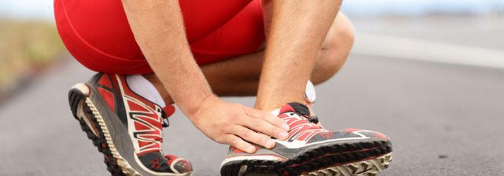Chiropractic Ridgeland MS Ankle Pain