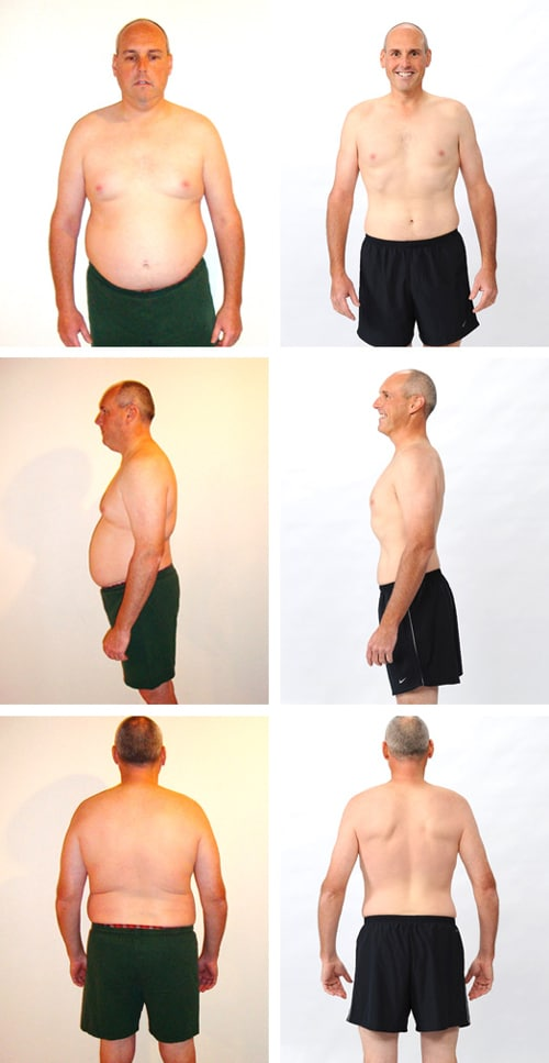 Chiropractic Ridgeland MS Before and After Weight Loss