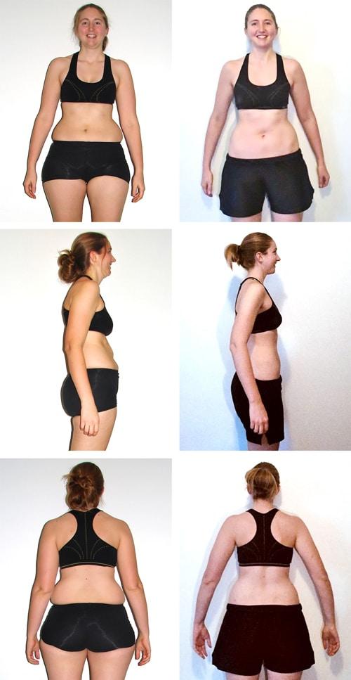 Chiropractic Ridgeland MS Weight Loss Girl